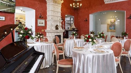 Новогодний тур с банкетом в отеле Marco Polo Saint-Petersburg