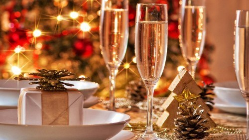 Новогодний банкет 2019 в гостинице Астория