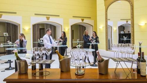 Новогодняя вечеринка 2019 в отеле Radisson Royal St Petersburg