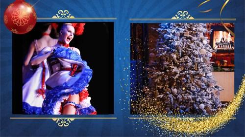 Новогодняя ночь 2019 в стиле Moulin Rouge в отеле Санкт-Петербург