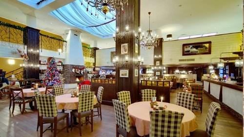 Новогодняя вечеринка 2020 в отеле Original Sokos Hotel Olympia Garden