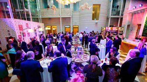 Новогодняя вечеринка 2020 в гостинице Индиго