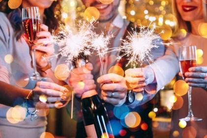Новогодняя ночь 2020 в гостинице Невский берег 122