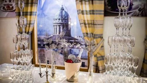 Новогодняя ночь 2020 в гостинице «Русь»