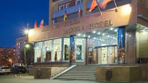 Новогодний вечер 2020 в отеле Ладога